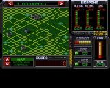 Jungle Strike Amiga CD32 Map.