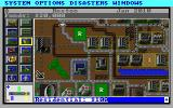 SimCity Graphics Set 1: Ancient Cities DOS The graphic disk also adds new graphics modes to the original game - now you can play the game in VGA mode. Here we are playing the classic graphics set. (VGA)