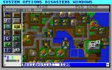 SimCity Graphics Set 1: Ancient Cities DOS Medieval Times - My cool castle! (VGA)