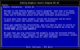 SimCity Graphics Set 2: Future Cities DOS Install - Welcome!