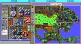 SimCity Graphics Set 2: Future Cities DOS Changed graphics to Future Europe. (EGA)