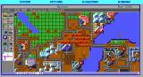 SimCity Graphics Set 2: Future Cities DOS Future Europe - Oh oh... We have a major problem... (EGA)
