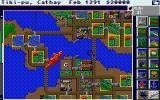 SimCity Graphics Set 1: Ancient Cities Amiga Ancient Asia - Monster attack!