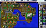 SimCity Graphics Set 1: Ancient Cities Amiga Medieval Times - Castle.