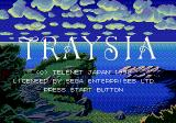 Traysia Genesis Title screen