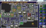 SimCity Graphics Set 2: Future Cities Amiga Moon Colony - Creeping fungus mold!
