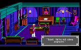 The Colonel's Bequest Amiga Trying to eavesdrop and it's not working!