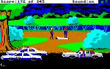 Police Quest: In Pursuit of the Death Angel Amiga A dead body has been found at Cotton Cove!