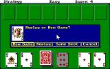 Hoyle: Official Book of Games - Volume 2: Solitaire Amiga Replay or new game?