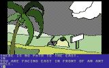 Death in the Caribbean Commodore 64 Ant hill.