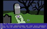 Death in the Caribbean Commodore 64 Grave.