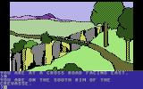 Death in the Caribbean Commodore 64 A crevasse.