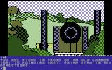 Death in the Caribbean Commodore 64 Old cannon.
