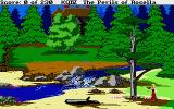 King's Quest IV: The Perils of Rosella Atari ST A stream.