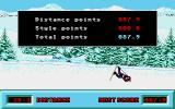 Winter Challenge: World Class Competition Amiga Ski Jump - Another one bites the snow!