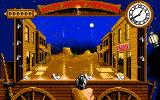 Back to the Future Part III Amiga Shooting gallery.