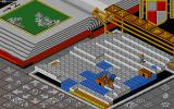 Populous: The Promised Lands DOS Block Land - My guys.