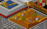 Populous: The Promised Lands Atari ST Wild West - Cowboys.