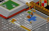 Populous: The Promised Lands Atari ST Block land - My guys.