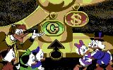 Disney's Duck Tales: The Quest for Gold Commodore 64 You lost the contest...