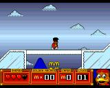 M.C. Kids Amiga Icy bridge.