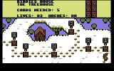 M.C. Kids Commodore 64 Birdie's House map.