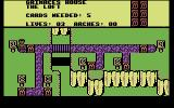 M.C. Kids Commodore 64 Grimace's House map.
