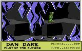 Dan Dare: Pilot of the Future Commodore 64 How can I get to that light below?