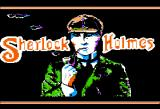 "Sherlock Holmes in ""Another Bow"" Apple II Title screen."