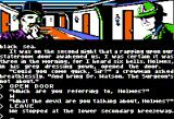 "Sherlock Holmes in ""Another Bow"" Apple II Hallway."