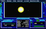 Space Rogue Atari ST A star.