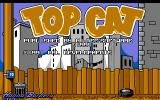 Top Cat in Beverly Hills Cats Amiga Title screen #2.