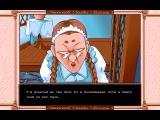 Immoral Study Windows The ugly housekeeper