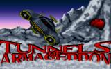 Tunnels of Armageddon DOS Title