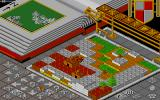 Populous: The Promised Lands Amiga Block Land - Computer's guys.