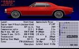 The Duel: Test Drive II Car Disk - The Muscle Cars Amiga Camaro