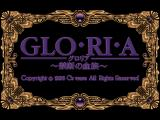 Gloria Windows Title screen