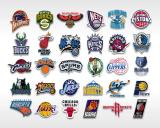 NBA 2K6 PlayStation 2 The next screen the player sees shows all the club badges