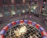 Sky Surfer PlayStation 2 Beat Balloons: There is a choice of locations for this too, here the city location has been chosen