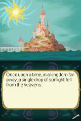 Disney Tangled Nintendo DS Introductory cutscene
