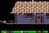 Fury of the Furries Amiga CD32 Village is a mix of the victorian times with fairy tales.
