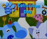 Blue's Clues: Collection Day V.Smile Title Screen