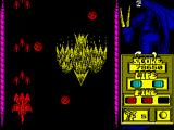 Dragon Spirit ZX Spectrum Area 2 - Boss