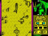Dragon Spirit ZX Spectrum Area 4