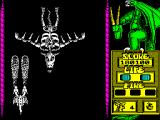 Dragon Spirit ZX Spectrum Area 4 - Boss