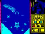 Dragon Spirit ZX Spectrum Area 6 - Boss
