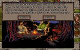 Conan: The Cimmerian DOS Between missions, the narrator comments on Conan's deeds.