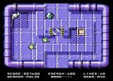 Moonspire Commodore 64 In-game