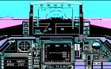 Falcon DOS Ready for action! (CGA, alternate palette)