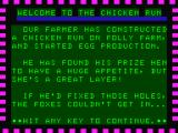 Folly Farm's Chicken Run Dragon 32/64 Background story